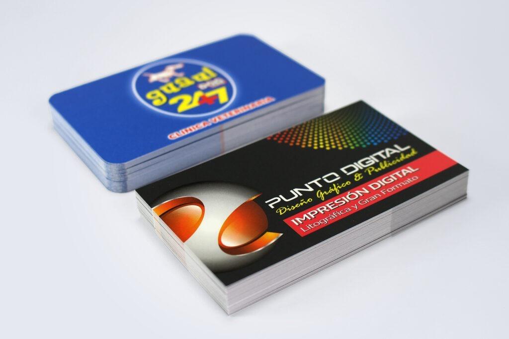 tarjetas corporativas